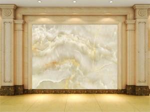 玉石背景墙